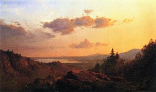 The Hudson River School, Frederic-Edwin-Church