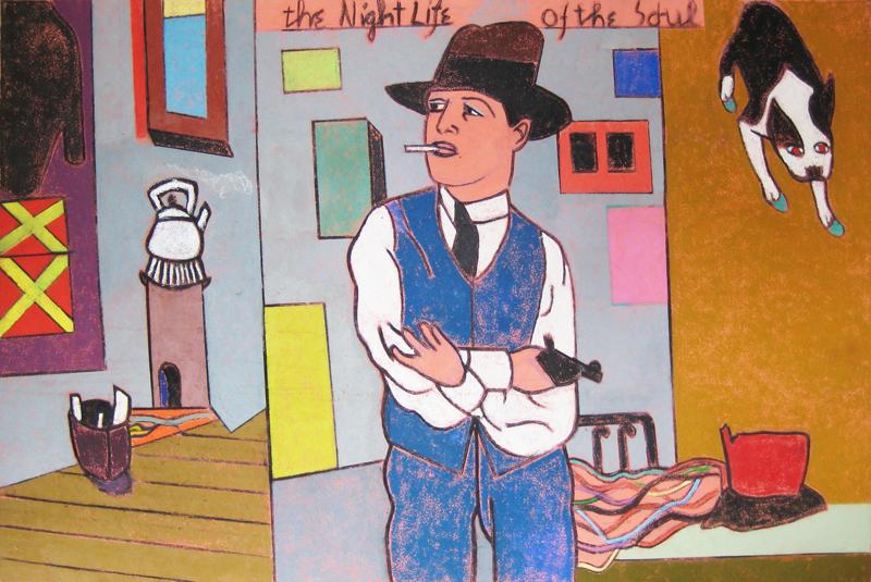 The Night Life of the Soul, Richard Merkin