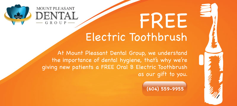 vancouver dentist free