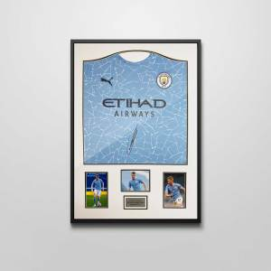 Authentically signed Kevin De Bruyne Shirt