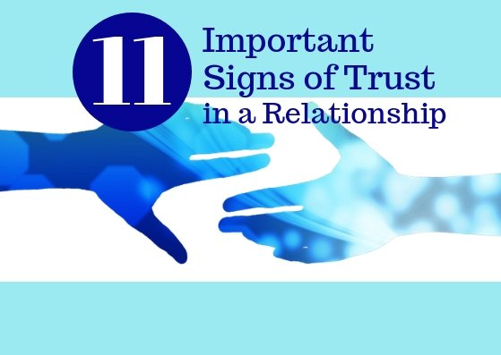 importance of trust in a relationship