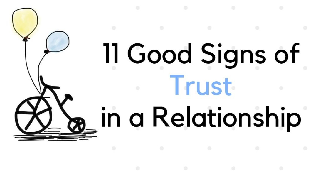 11 SIgns of Trust in a Relationship