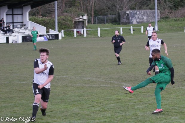 Will Vouama - Mousehole AFC