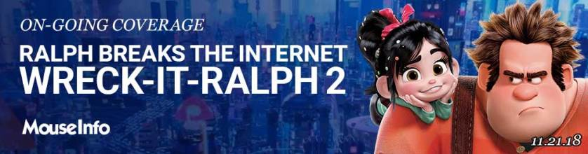 "Imagine Dragons ""Zero"" created for upcoming RALPH BREAKS THE INTERNET"