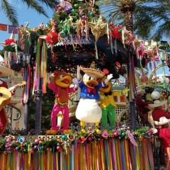 PICTORIAL: 2017 ¡Viva Navidad! brings familiar sights, sounds, and tastes for the #DisneyHolidays