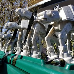 PICTORIAL: Star Wars dominates Disneyland Resort as Disney Holidays head into final stretch, construction updates and more