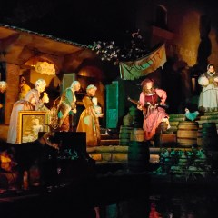 WATCH: Disneyland Pirates of the Caribbean updates with new show scenes