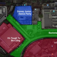 Is 'Disney Junior Dance Party!' closing soon for the upcoming Marvel land?