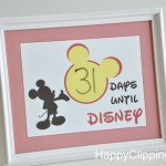 Let's Countdown To Our Next Trip To Disney!