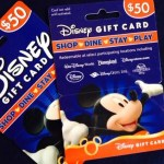 Budget Disney Tip: Pay With Gift Cards