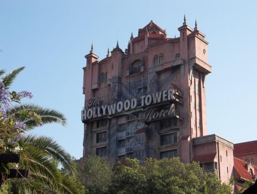 Hollywood Tower Hotel - Twilight Zone