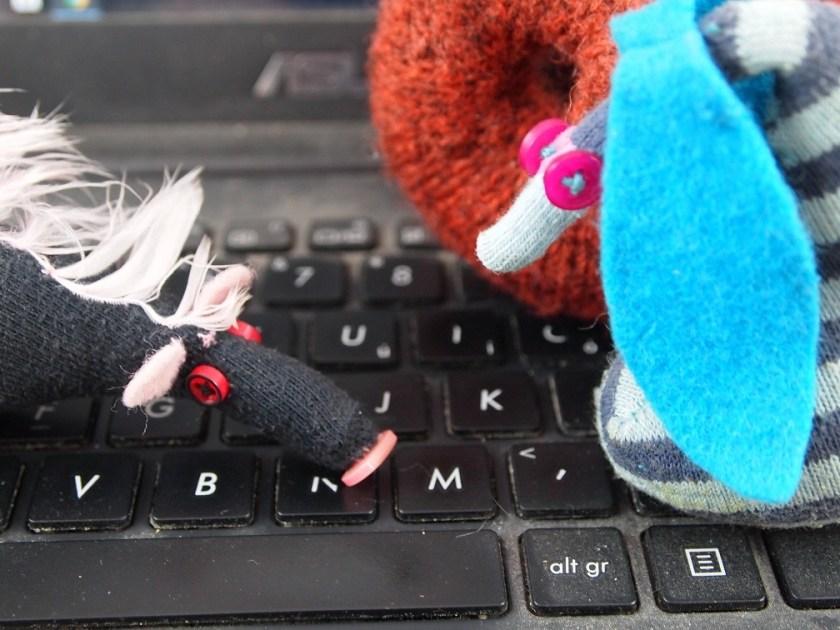 Ofelia talks to Fury, who looks fed up