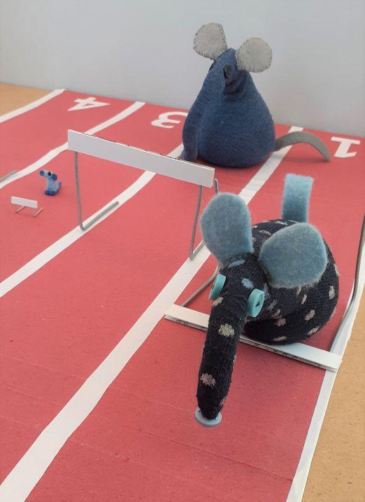 Winston has run into his hurdle which has fallen over