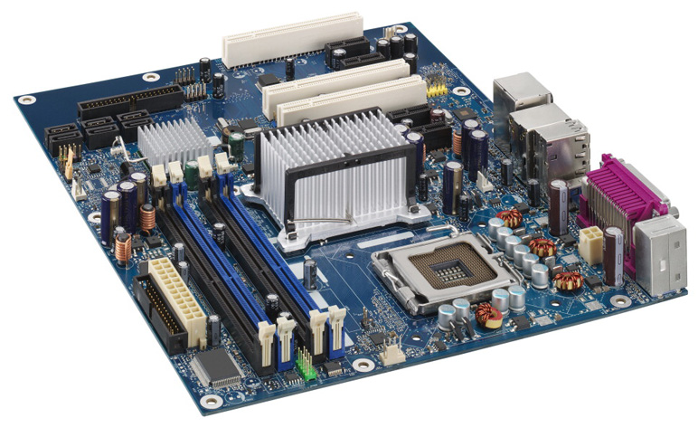 intel dG965wh motherboard