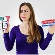 SLS free v regular toothpaste