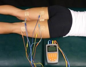 Electroestimulación Isquitibiales