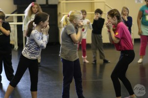 Musical Theatre - Tweens Rehearsal
