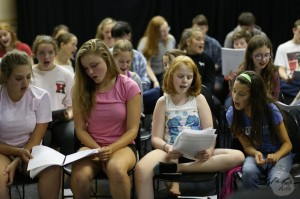 Musical Theatre - Vocal Rehearsal