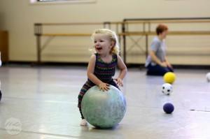 Creative Dance - Toddler Class