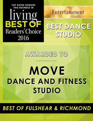 Toprated dance studio in richmond tx