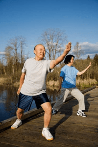 Fall Prevention and Balance Tai Ji Quan Moving For Better Balance Class