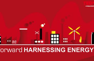TEDxEuston Salon– Harnessing Africa's Energy