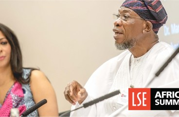 LSE Africa Summit 2016: 'Africa within a Global Context'