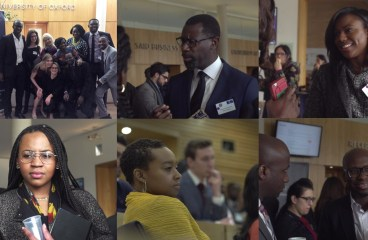 Oxford Business Forum Africa 2016 in Pictures