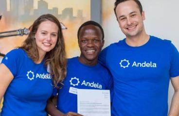 Mark Zuckerberg Partners with Andela and Africa