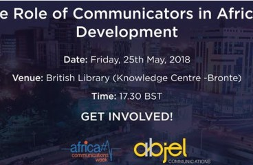 Africa Communications Week – London