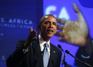 Obama US Africa Summit