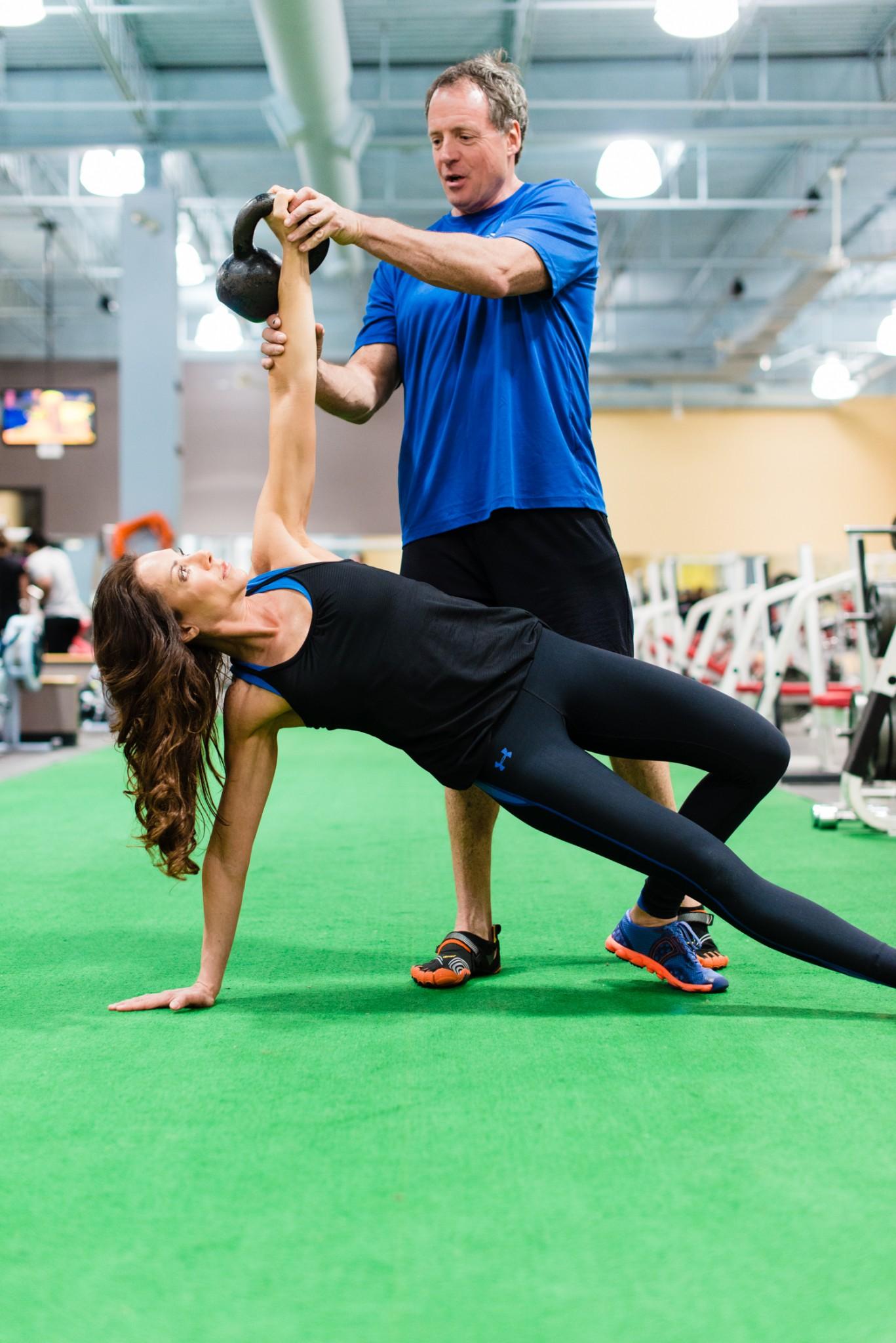 Adult Fitness Training