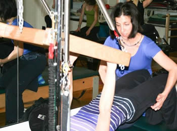 Pilates Instructor Training Program - Lesley A. Powell