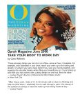 Oprah June 2006