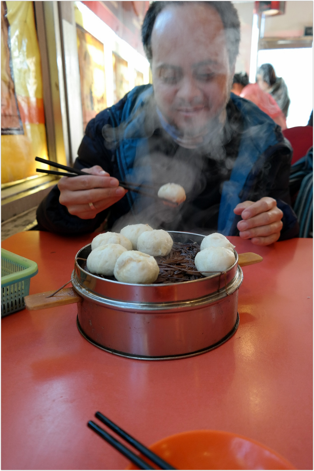 Dumplings in Beijing - Miam