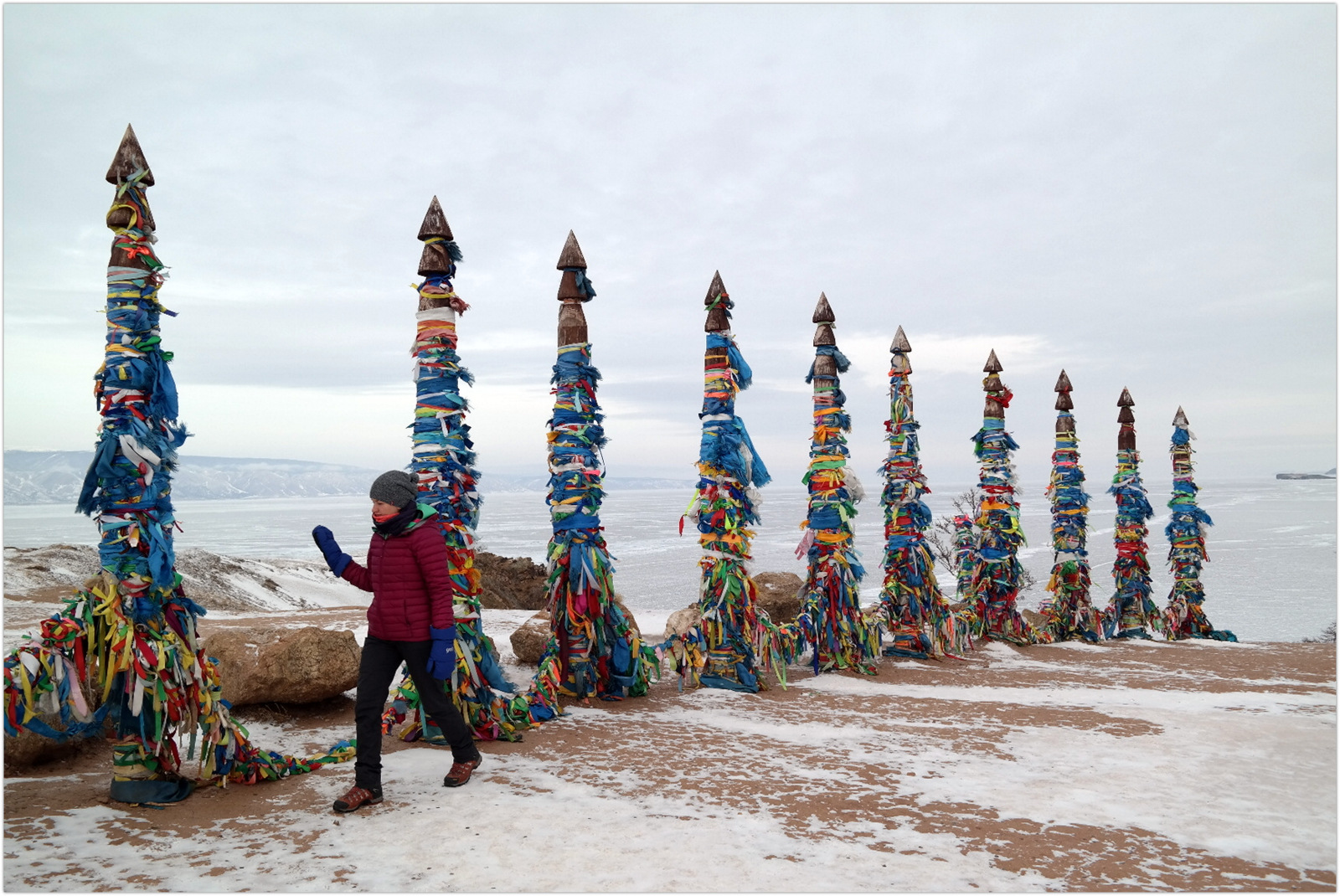 Olkhon Island - baikal winter - move our world - travel