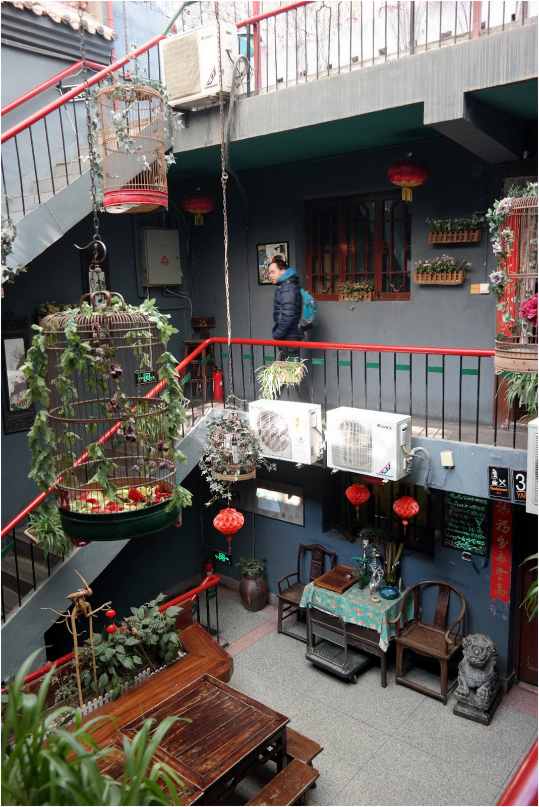 China - XiAn - Traditional Hostel