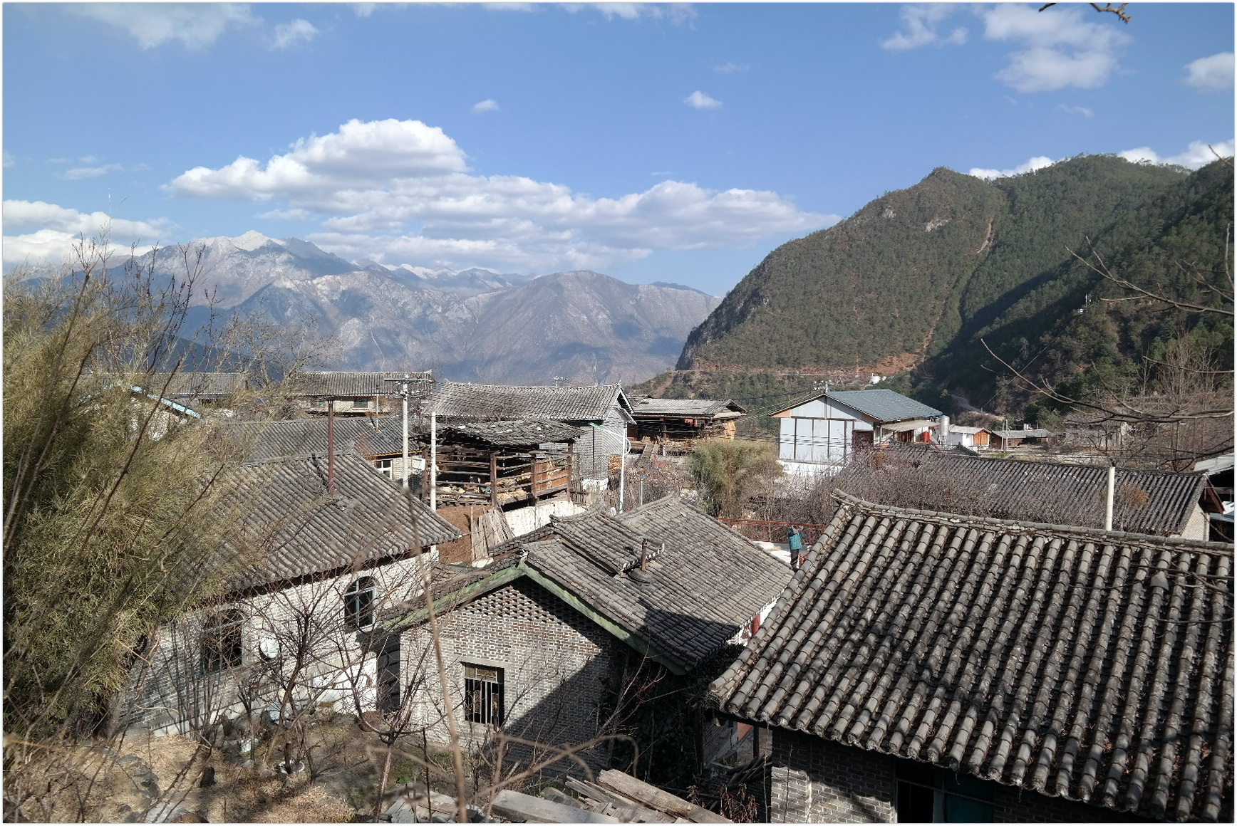 China - Yunnan - Haba Village