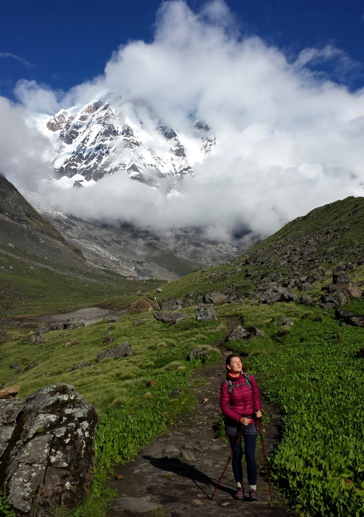 Trekking to Annapurna - Move Our World