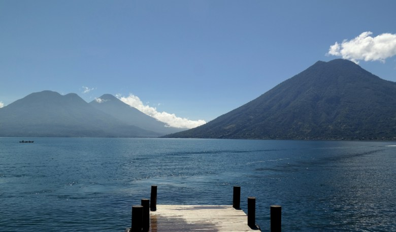 Move Our World Atitlan Lake Guatemala – Maya / Coffee / Volcano / Freelance