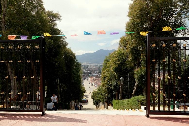 Move Our World Mexique San Cristobal de las casas vues