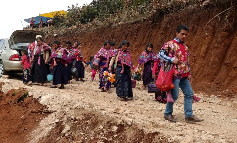 Move Our World Mexique Dia de los muertos Zinocantan