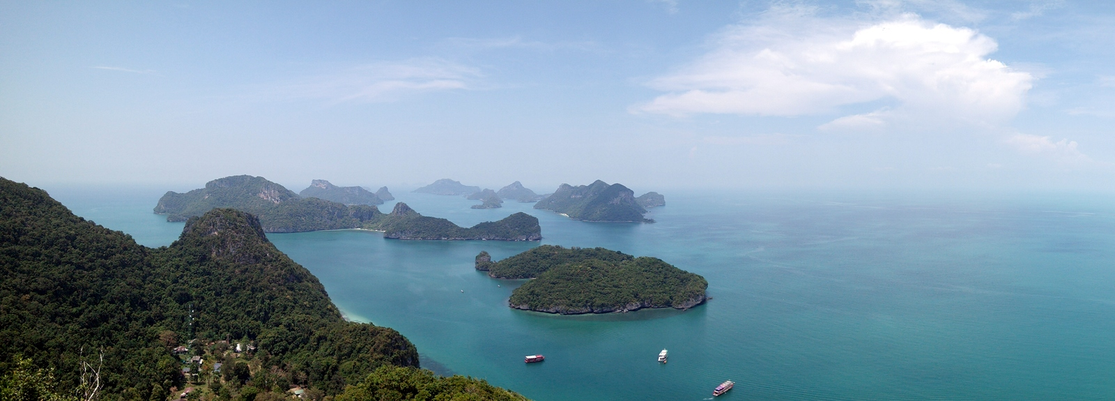 Move Our World Blog Voyage Top 3 Asie Les panoramas de dingue (5) Thailand National Park