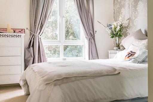 Caterham bedroom