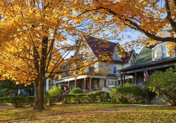 purchasing a home in the fall