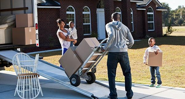 Bay Area long distance moving companies
