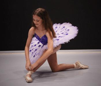 Recreational Ballet at Moves Dance Studio