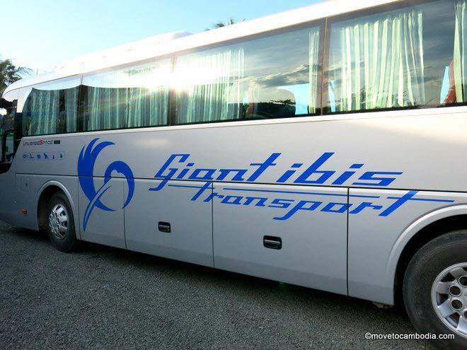 Giant Ibis bus