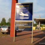Phnom Penh international airport arrivals