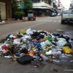 Cintri garbage Phnom Penh
